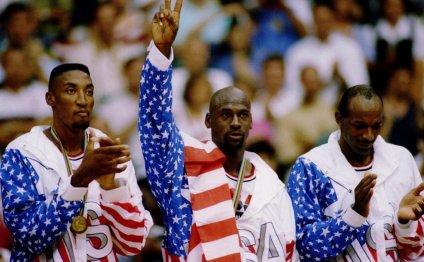 Jordan Gold medal