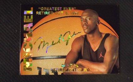 1993 Michael Jordan Special