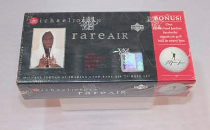 1997 Upper Deck Michael Jordan