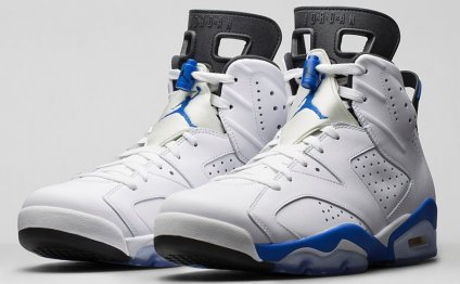How does this Air Jordan 6