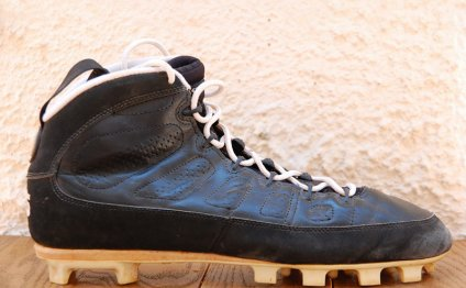 Air jordan ix cleats