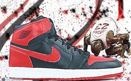 Michael Jordan Air Jordan I