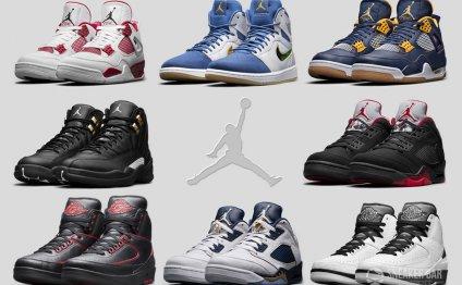 Air Jordan Retro Spring 2016