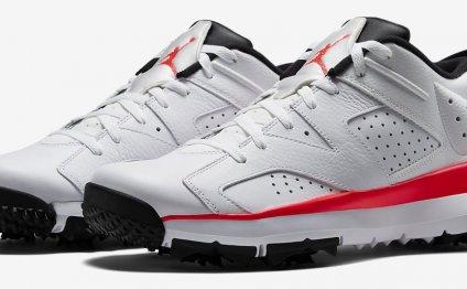 Jordan Retro Golf Shoes