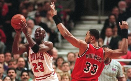 Alonzo Mourning says Michael