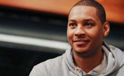 Carmelo Anthony Interview |
