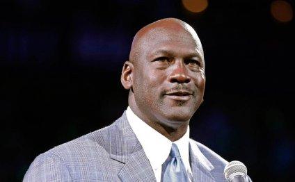 Former NBA superstar Michael