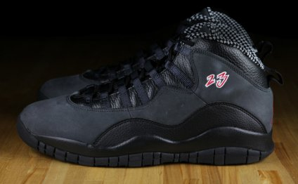 Shoe in the Air Jordan