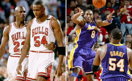 Horace Grant played with both