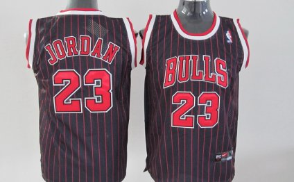 JORDAN Black Jerseys Kids