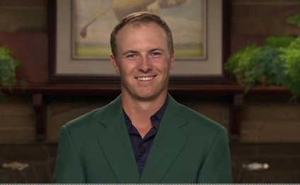 Jordan Spieth is the 2015