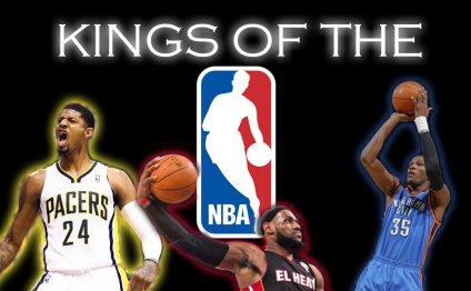 Kings Of The NBA: LeBron James