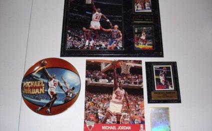 Lote de Michael Jordan