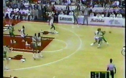 Michael Jordan 1988: 39pts