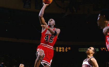 Michael Jordan Career