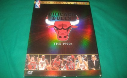 CHICAGO BULLS THE 1990 S NBA