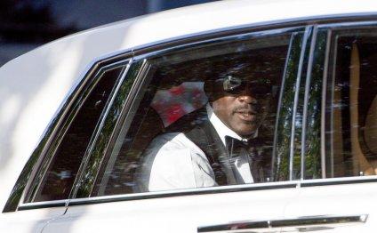 Michael Jordan Arrives