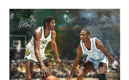 Michael Jordan s 1988 Slam
