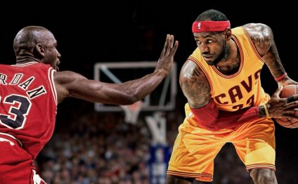 Michael Jordan or LeBron James