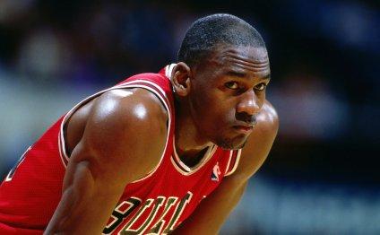 Michael Jordan reveals the