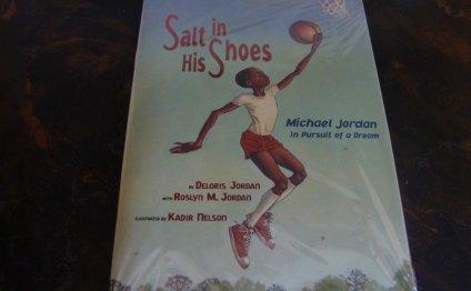 Michael Jordan Salt in His