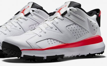 Air Jordan 6 Low Golf Shoes