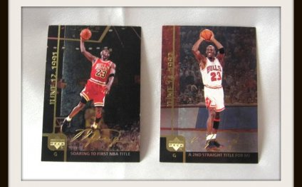 Upper Deck Michael Jordan