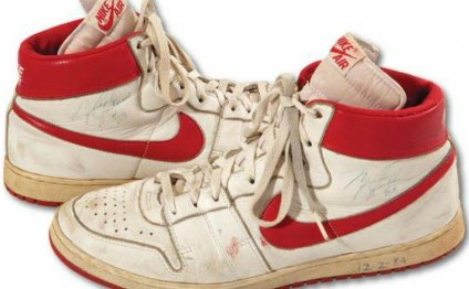 Michael Jordan s game worn