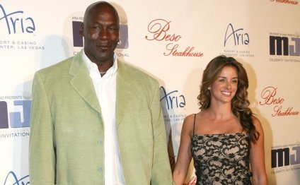 Michael Jordan s Wife Gave