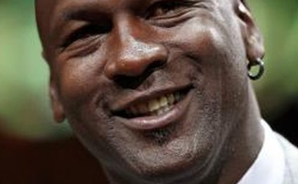 A Biography of Michael Jordan