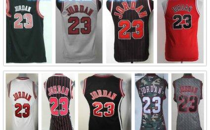 Kids 23 Michael Jordan Jersey