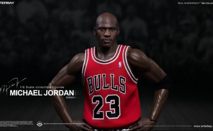 NBA x Enterbay Michael Jordan