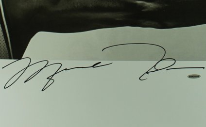 Michael Jordan Signed