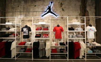 Nike to open Jordan Brand