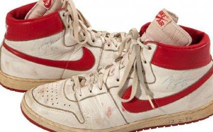 Pair of Michael Jordan s