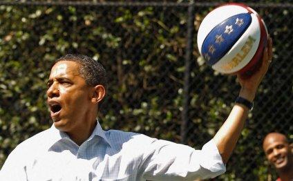 President Obama gets