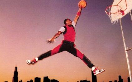 How Michael Jordan And Nike