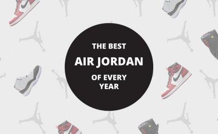 Since 85: The Best Air Jordan