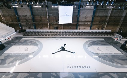 Jordan Brand unveiled its new