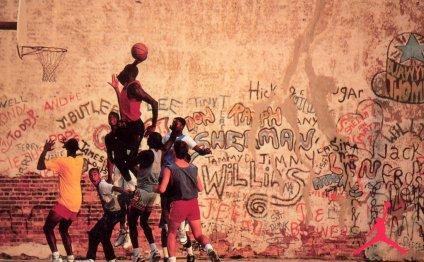 Michael Jordan Wings 20th