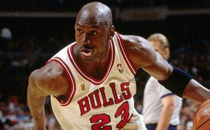 Michael Jordan Playing