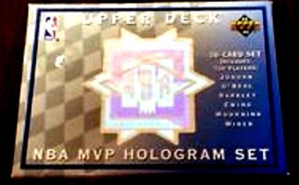 1992-1993 UPPER DECK HOLOGRAM