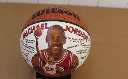 Vintage Michael Jordan Wilson