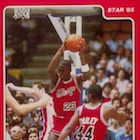 1984-85 celebrity Company Basketball Cards