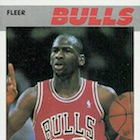 1987-88 Fleer Basketball Cards