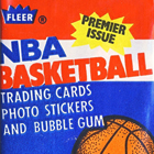1986-87 Fleer Basketball Cards