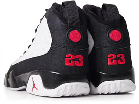 Air Jordan IX record