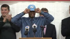 """Coach Roy Williams along with his mentoring staff thought in myself from day one and UNC has been my dream school growing up, "" Woods informed ESPN.com's Reggie Rankin."