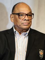 George Raveling was inducted in to the Basketball Hall