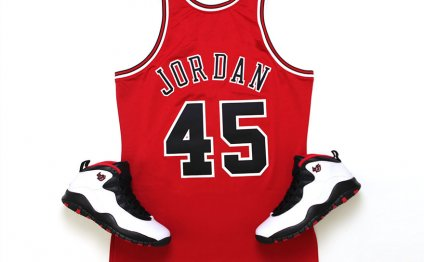 Michael Jordan basketball jersey numbers
